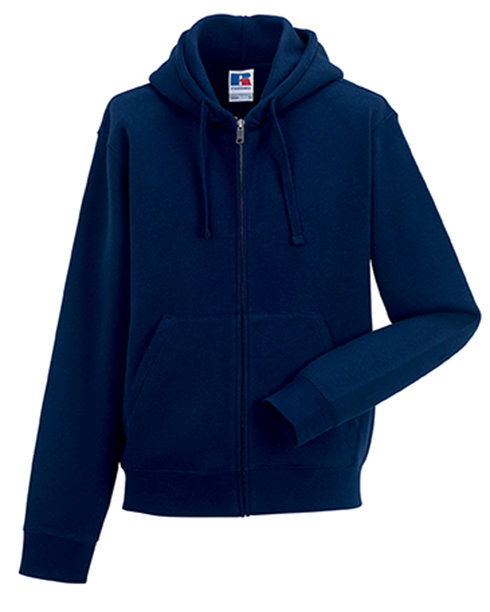 Authentic Zipped Hooded Sweat