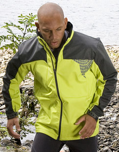 Spiro Team Softshell Jacket H/F