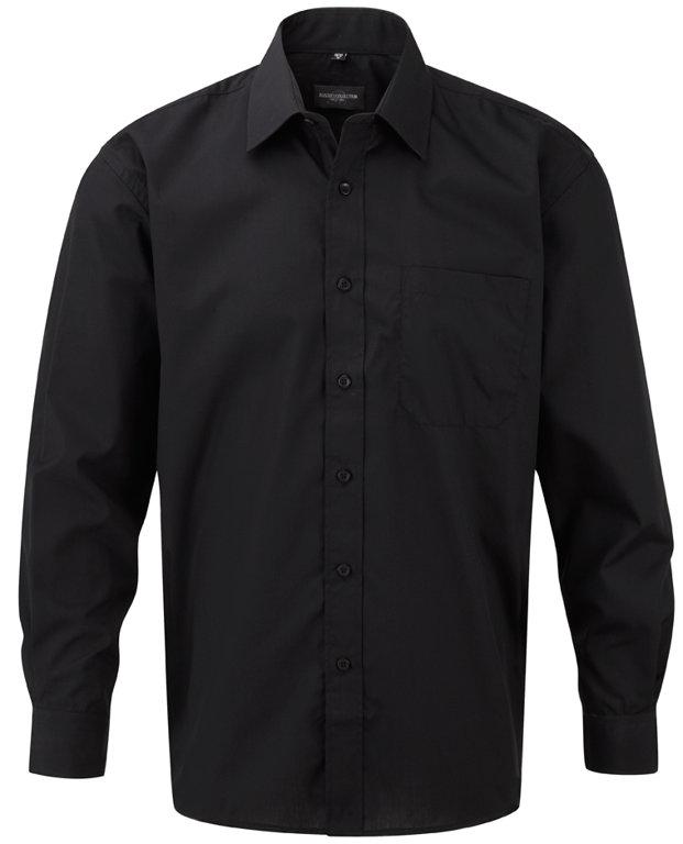 Popeline-Shirts H/F