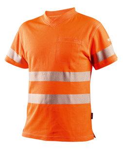 T-Shirts HV EN20471 Anti-bactérien/UV