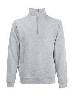 Sweatshirts 280 col zippé