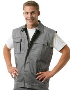 Working Gilet by Carson