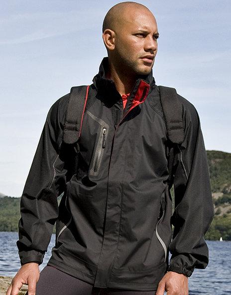 Spiro Nero Jacket H/F