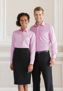 Classic Coton Easy Care Shirts H/F