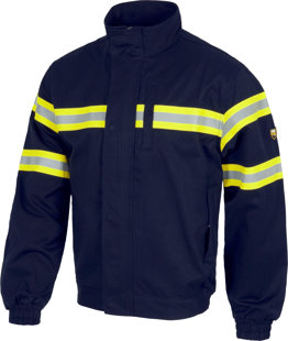 Veste Work Flame