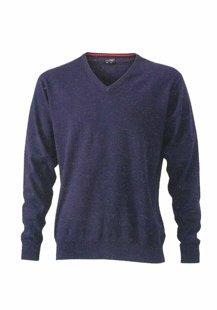 Coton V Pullover H/F