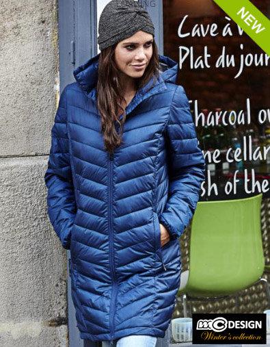 Ladies Long Zepelin Jacket