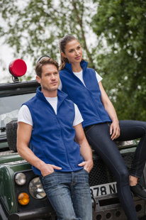 Gilet Outdoor Fleece